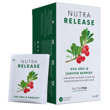 NutraRelease Herbal Remedy Tea
