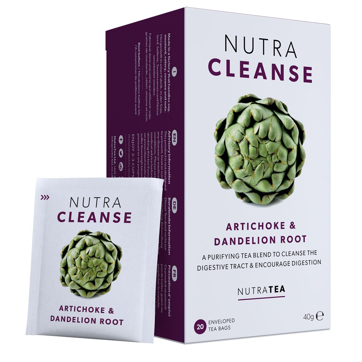 NutraCleanse-tea